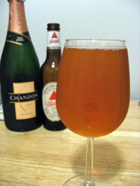 Champagne Velvet à la Marmion (Champagne Velvet No. II ...